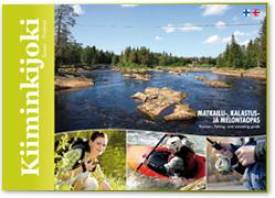 Kiiminkijoki  - Matkailu-, kalastu- ja melontaopas